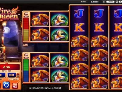 Chariots of Fire Slot Machine